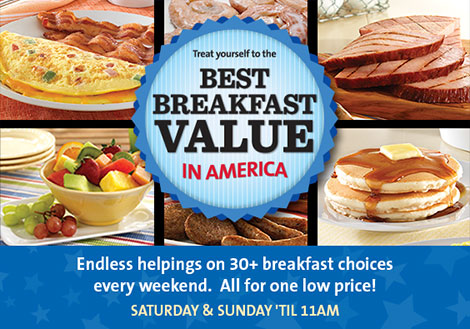 Best Breakfast Value In America